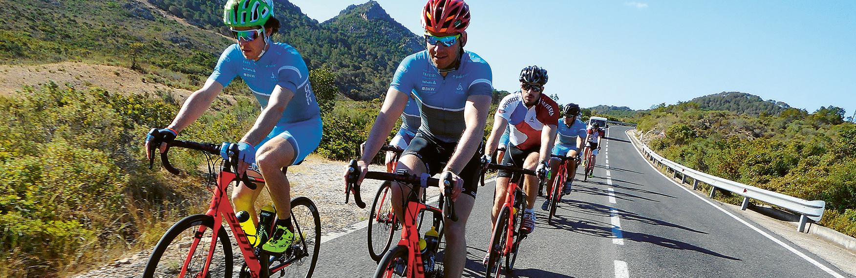 gruppenreise sardinien bici