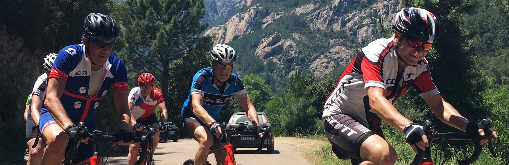 Rennradferien, Radreisen in die Schweiz