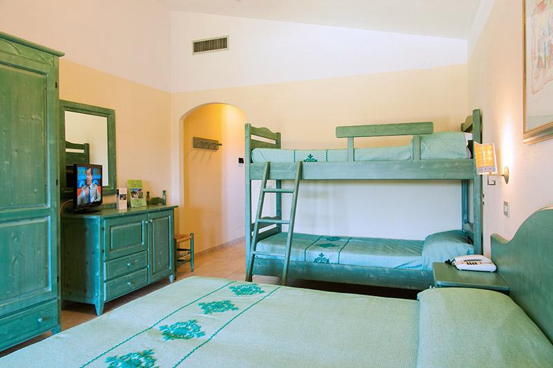 Hotel Torre Moresca 4-Bett-Familienzimmer