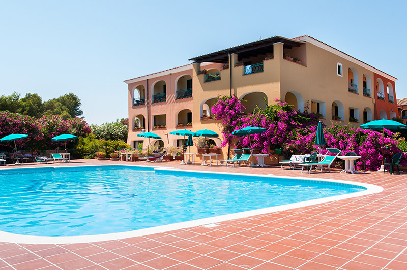 Hotel Torre Moresca Pool 3