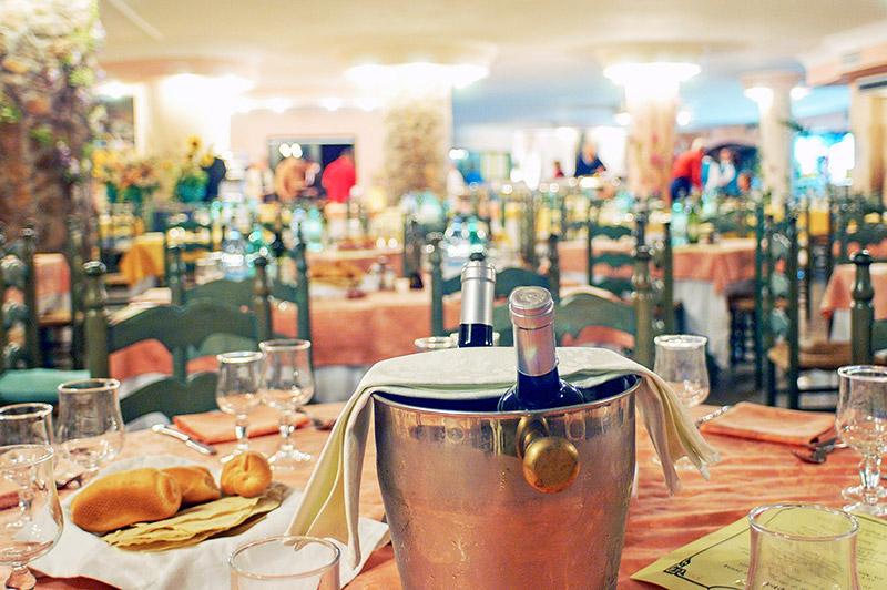Hotel Torre Moresca Restaurant 1