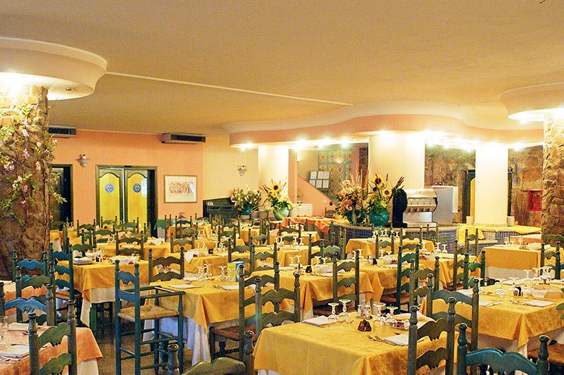 Hotel Torre Moresca Restaurant 2