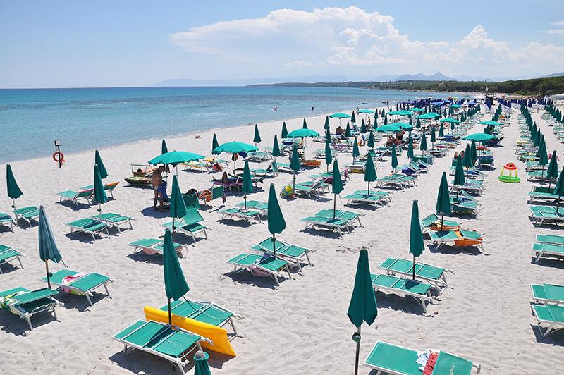 Hotel Torre Moresca Strand 1