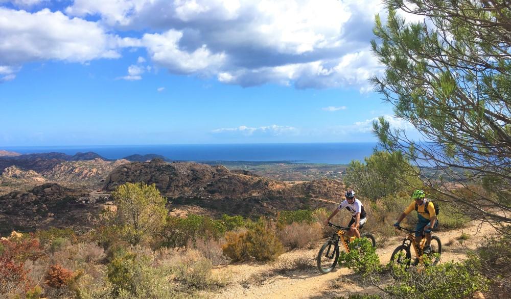 touren sardinien bike