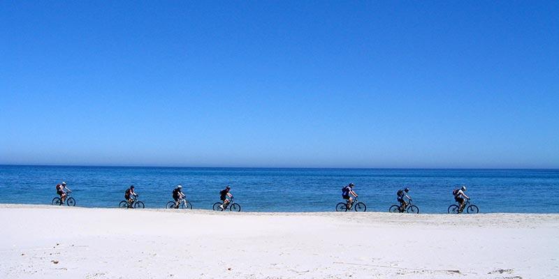 bike strand sardinien