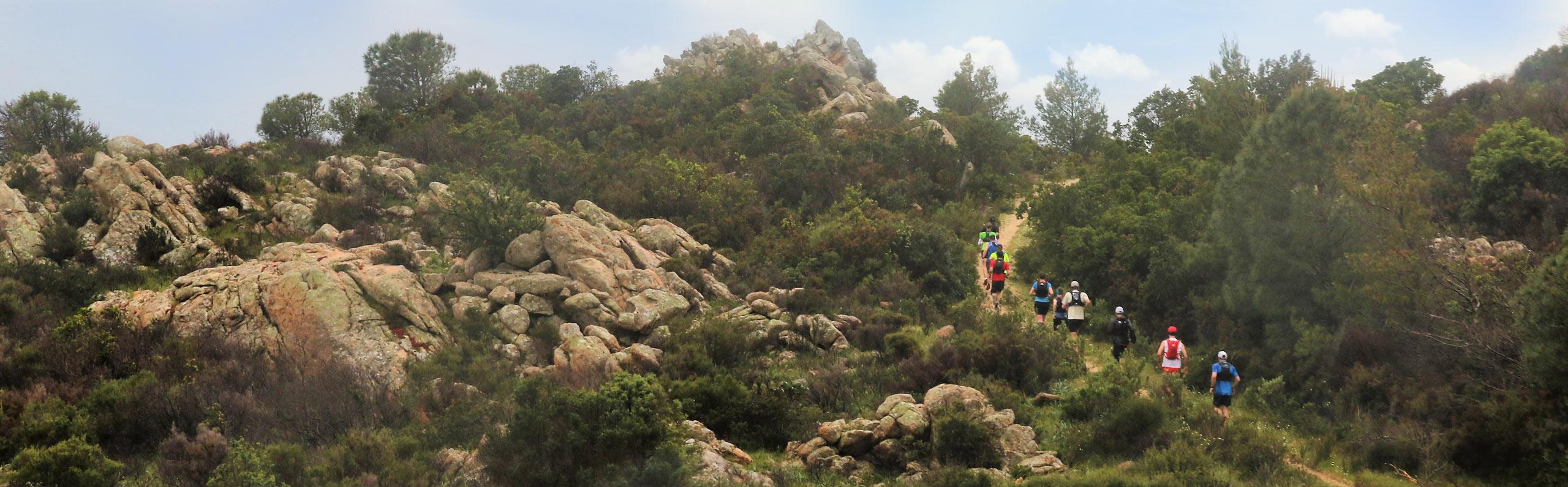 bici-aktivferien trailrunning auf sardinien