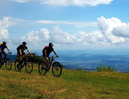 Bike-Etappenfahrt «Tour du Jura» (CH)