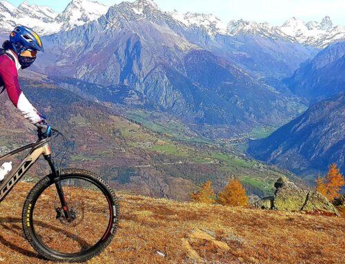 Bikewochen im Aostatal
