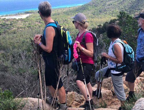 Trekkingwoche Sardinien