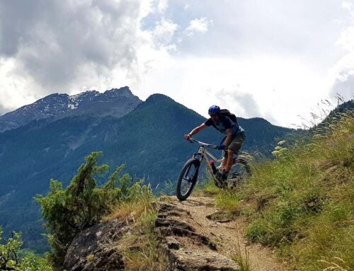 Bikewoche im Aostatal