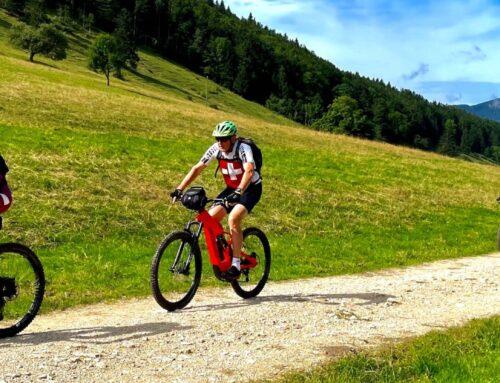 Bike Etappenfahrt «Tour du Jura»