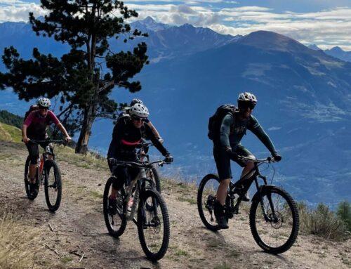 Exklusive Bikewoche Aosta